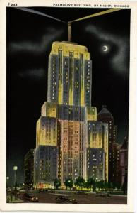 PALMOLIVE BUILDING CHICAGO ILLINOIS