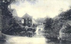 The Falls Newton MA 1907