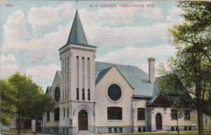Church Methodist Episcopal Church Sheboygan Wisconsin