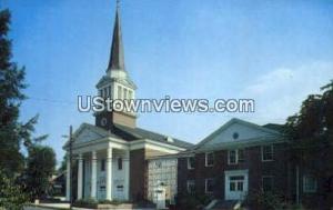 First Baptist Church Hendersonville NC Unused