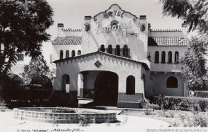 RP: Hotel PENAFIEL.- Tehuacan , PUE. , Mexico , 1930-40s