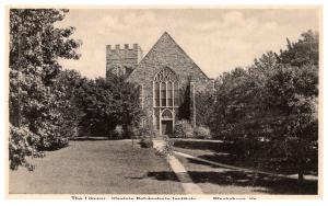 Virginia  Blacksburg , The Library,Polyechnic Institute