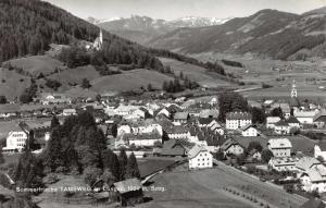 Vintage Austria Real Photo Postcard, Sommerfrische Tamsweg im Lungau 1024m W52