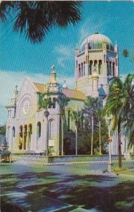 Florida Saint Augustine Flagler Memorial Church