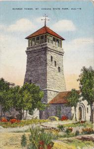 Bunker Tower, MT. CHEAHA STATE PARK, Alabama, 30-40's