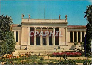 Postcard Modern Athens Archeologic Museum