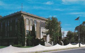 LORDSBURG , New Mexico , 1950-60s , Court House