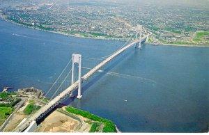US    PC5298 VERRAZONA NARROWS BRIDGE, NY