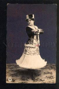 3047288 Famous Lady DANCER in Costume vintage PHOTO NPG 363-3
