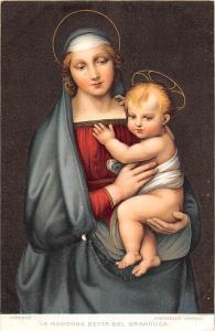 Madonna detta del Granduca, Raffaello Sanzio Painting, cherub, angel