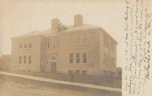 RP: SALISBURY , Pennsylvania , 1907 ; High School