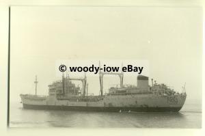 na2044 - Royal Navy Tanker - RFA Orangeleaf - photograph