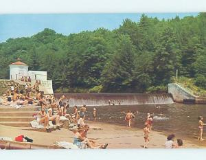 Pre-1980 WATER RECREATION AREA Brookville - Near Clarion & Punxsutawney PA H3011