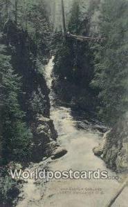 British Columbia, Canada 2nd Canyon Capilano North Vancouver  2nd Canyon Capi...