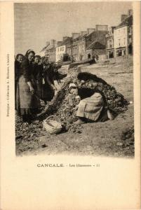 CPA CANCALE - Les Glaneuses (285548)