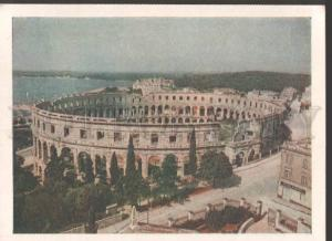 116088 Yugoslavia Croatia PULA Arena colosseum Old russian PC