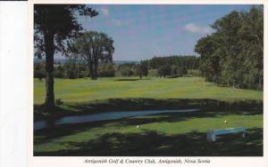 Golf Course , ANTIGONISH , Nova Scotia , Canada , 50-70s