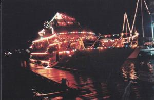 Private party boat CAROUSEL II , Vancouver , B.C. , Canada , 70-80s