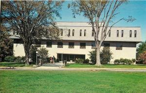 Providence~University of Rhode Island~Ballentine Hall College Business~1950s