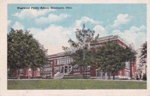 CINCINNATI, Ohio, 10-30s; Westwood Public School