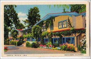 Santa Maria Inn, Santa Maria CA