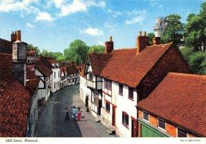 Postcard, Mill Street, Warwick, Warwickshire 94Y