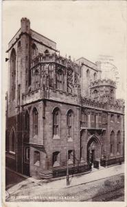 RP; Ryland's Library, MANCHESTER, Lancashire, England, United Kingdom, PU-1907
