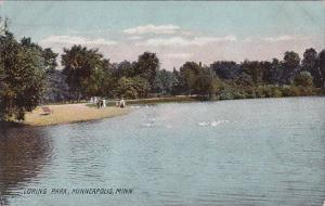 Minnesota Minneapolis Loring Park