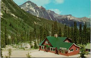 Cavell Chalet Jasper Alberta AB Unused Vintage Postcard D80