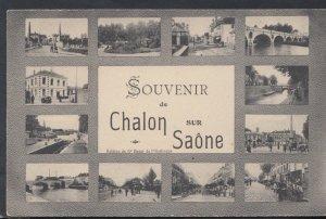 France Postcard - Souvenir De Chalon Sur Saone  DC2200
