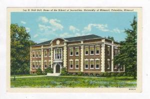 Jay H. Neff Hall,University,Columbia, Missouri,1930-40s