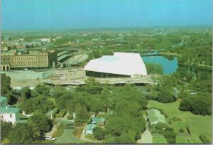Adelaide Festival Theatre from Teachers College Australia AU Unused Postcard D34