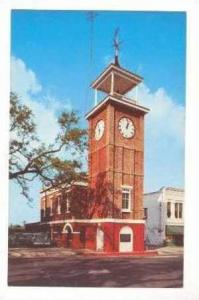 Old Market & Town Hall, Georgetown, SC, 40-60s