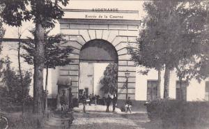 AUDENARDE / Oudenaarde , Belgium , 00-10s ; Entree de la caserne