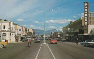 Bernard Avenue , KELOWNA , B.C. , Canada , 50-60s