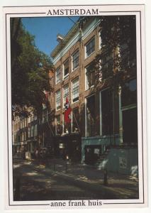 P591 JLs vintage amsterdam anne frank house and street