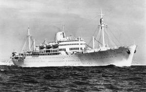Maritime Mail Co. - SS Viet Nam    *RPPC
