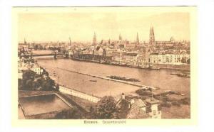 Bremen. Gesamtansicht , Germany , 00-10s