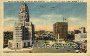 City Hall in Buffalo, New York