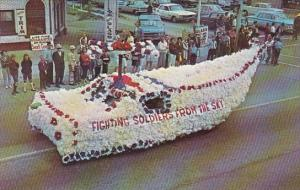 1 St Prize Float Memorial Day Parade May 29 1966 Hazel Park Michigan