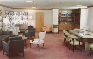FRANKLIN, IN, 1957; Interior Methodist Home for the Aged, Conference of Church