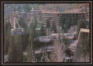 North Carolina Robbinsville Snowbird Resort
