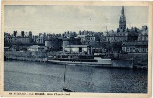 CPA St-MALO - Le DINARD dans l'Avant-Port (226509)
