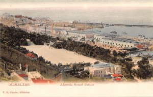 Alameda Grand Parade Gibraltar Unused