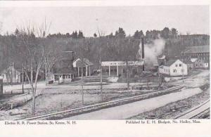 New Hampshire Electric Railroad Power Station