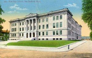 MA - New Bedford, New High School