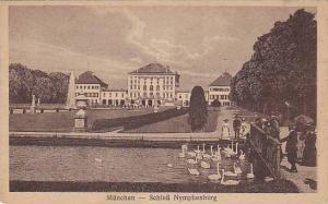 MUNCHEN, Schlob Nymphenburg, Bavaria, Germany, 10-20s
