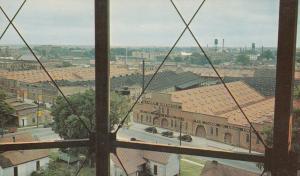 WILSON, North Carolina, 40-60s; Tobacco Warehouses