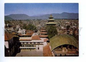 179356 NEPAL KATHMANDU Valley old postcard