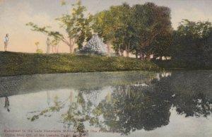 Demerara , British Guiana, 00-10s ; Lamaha Canal , Monument